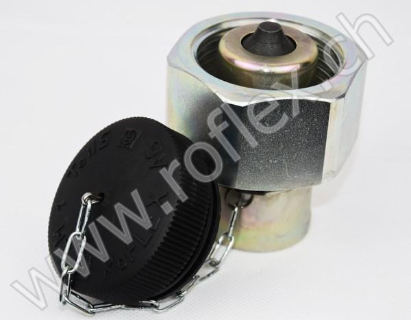 roflex-hydraulik-kupplung-teils-kappe-zapfen